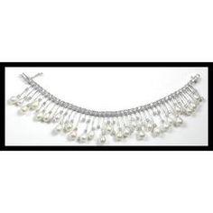 Beautiful--spectacular PEARL Beautiful Bride, Sterling Silver Bracelets, Pearls, Diamond, Jewelry, Jewlery, Jewerly, Beads, Schmuck