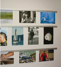 UNIQUE SYSTEMS FOR HANGING ART