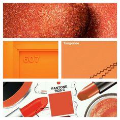 #tangerine #pantonecoloroftheyear #pantone #inspiration #nanamarie #nanamarie_com