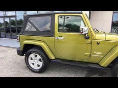 2008 Jeep Wrangler Jacksonville St Augustine Ponte Vedra Palm Valley Fernandina Beach FL PJT984