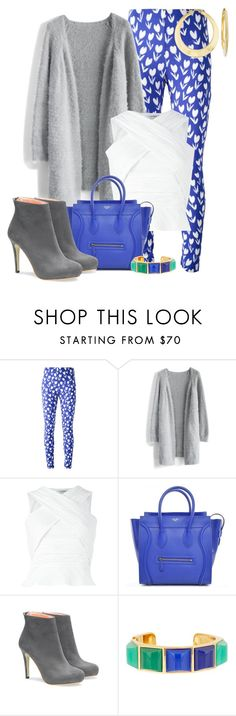 """Untitled #1141"" by elenapelly ❤ liked on Polyvore featuring Emanuel Ungaro, Chicwish, Trina Turk, Ross-Simons, women's clothing, women, female, woman, misses and juniors"