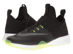 Nike Air Zoom Strong (Black/White/Dark Grey/Volt) Women's Shoes