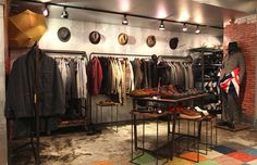 Been around the world the best foreign mens clothing shops