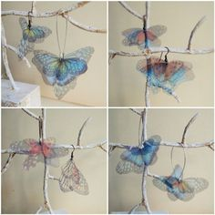 Butterflies all over -chose your own