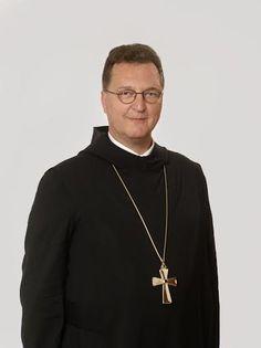 Abt Rhabanus aus der Abtei Schweiklberg