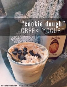 Helloooooo new favorite snack. I've been making this sneaky treat whenever I have a sweet craving lately. Greek yogurt is such a healthy option, especially for breakfast or a mid-day snack, as it's...