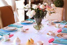 TEA PARTY bridal shower ♥