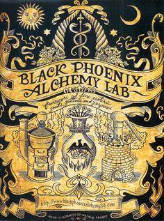 Black Phoenix Alchemy