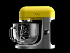 Work done for Kenwood International on the kMix kitchen appliance line, rendered in KeyShot by @scorpiocgi