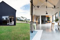 A barn-like home has been awarded the top prize in the 2014 National ADNZ/Resene Architectural Design Awards.