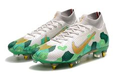 Nike Mercurial Superfly Adidas Football, Football Boots, Baskets, Walking Barefoot, Lace Socks, Superfly, Grey And Gold, High Level, High Cut
