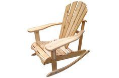 Adirondack Rocking Chair / Chaise berçante Adirondack