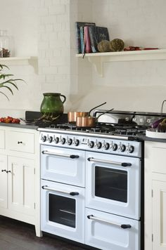We shot the new Smeg 'Victoria Traditional Range' cookers, here in the beautiful surroundings of Cotes Mill.