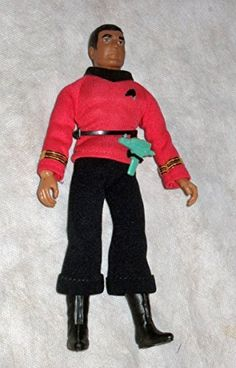 1974 Original Mego Star Trek Mr. Scott Scottie Action Figure Not Retro @ niftywarehouse.com #NiftyWarehouse #StarTrek #Trekkie #Geek #Nerd #Products