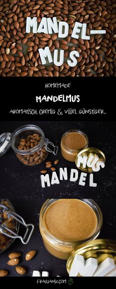 Homemade Mandelmus