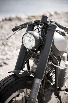MONKEE #42, Moto Guzzi Falcone
