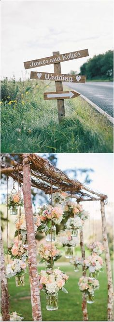 25 Must See Drop-Dead Rustic Wedding Ideas - Wedding - . - 25 Must See Drop-Dead Rustic Wedding Ideas ideas - Different Wedding Ideas, Cute Wedding Ideas, Wedding Tips, Perfect Wedding, Wedding Ceremony, Wedding Planning, Dream Wedding, Wedding Hacks, Budget Wedding