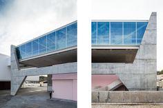 Paulo Mendes da Rocha · Ricardo Bak Gordon · National Coach Museum National Coach, Lisbon, Portuguese, Architects, Museum, Photography, Fotografia, Photograph, Fotografie