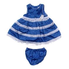 Adorable Dress & Bloomers