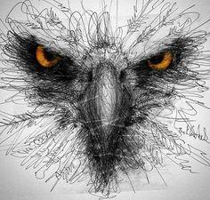 Eagle by Erick Centeno