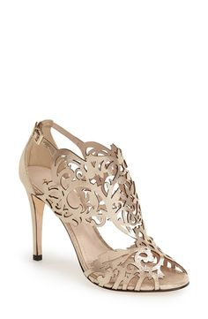 Klub Nico 'Marcela' Laser Cutout Sandal (Women) | Nordstrom
