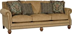 2 of these will soon be gracing our living room... Oh, how I hope I adore them!! Mayo 4300 sofa - Hardy Spice
