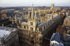 (PHOTO: Getty Images)  Least affordable places to live:  3. Cambridge  The average house now costs 12.7 times the average salary, and Zoopla says the average asking price is now £380,000. But this picture is getting worse, and may well see Cambridge rise further up the list next year. It is already the fastest-selling location in the UK, so price rises are unlikely to calm down any time soon, and there's no chance that wages could keep pace.