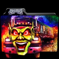 Maximum Overdrive, Fictional Characters, Art, Art Background, Kunst, Performing Arts, Fantasy Characters, Art Education Resources, Artworks
