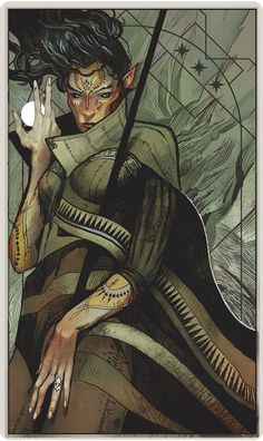Dragon Age Inquisition Tarot