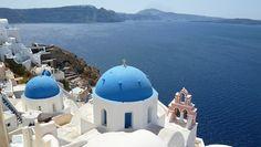 Santorini, Greklan, Oia, Trip