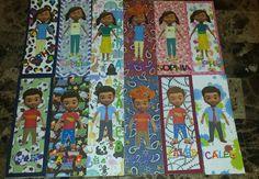 International convention bookmarks! Houston TX 2014