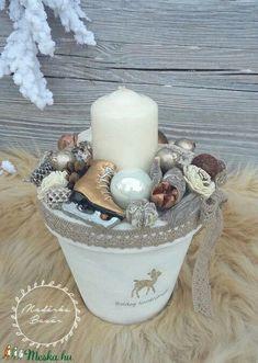 Christmas Table Decorations, Christmas Candles, Diy Christmas Gifts, Winter Christmas, Handmade Christmas, Christmas Time, Christmas Wreaths, Xmas, Christmas Ornaments