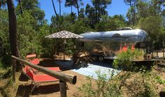 Caravan Silverfield Glamping in Tuscany Naturalifestyle
