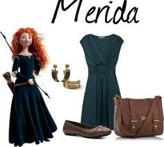 """""""Merida"""" by jtodd95 ❤ liked on Polyvore"""