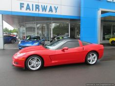 2008 Corvette Coupe For Sale In Pennsylvania 2008 Corvette Coupe