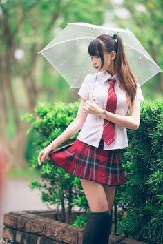 Amazing Wispy Bangs for Girls + Women - Hot Girls School Girl Japan, School Girl Outfit, School Uniform Girls, Japan Girl, Girl Outfits, School Girl Uniforms, Japanese School Uniform, Mode Kawaii, Kawaii Girl