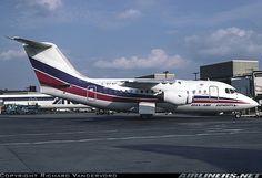 British Aerospace BAe-146-100 aircraft picture