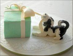 Wiener Birthday Cak