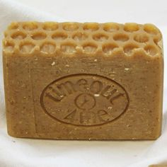 Oatmeal, Milk & Honey Goat's Milk Soap. This is one of my favorite goat's milk facial/body soaps due to its wonderful scent, luxurious lather, and slightly abrasive nature.