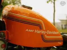 Photo. Harley Harley-Davidson Harley Davidson gas tank Details