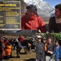"Emergenza Nepal. Explora Nunaat International: ""Ora o mai più""."