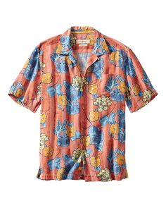 Tommy Bahama - Tuscan Trellis Camp Shirt