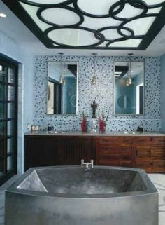 The Casa California and Tessera collections from Oceanside Glasstile.