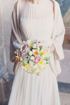 Zdjęcie 6 - Wiązanki ślubne z tulipanów. Najlepsze ZDJĘCIA