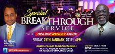 Connect with the Apostolic Ministry of Dr. It runs several networks, programs and crusades backed with supernatural Signs and Wonders and the manifestation of the tangible glory of God. Supernatural Signs, Upcoming Events, Flyer Template, Ministry, Abundance, Wealth, January, Friday, Live
