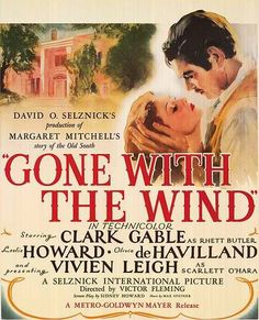 Gone With the Wind...HUGE yearly tv event. When you didn't have cable, Netflix, blockbuster, rental movies, etc. You ONLY had what was on tv and the selection was limited.  That is why so many in our generation know the same shows. When Gone with the Wind, Sound of Music, Wizard of Oz, The Ten Commandments, Ben Hur, Charlie Brown, Christmas specials, etc. came on, it was a big deal and we watched them every year.