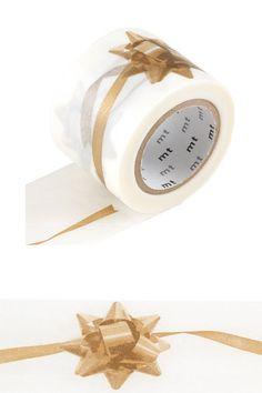 Masking-Tape Ex, ribbon gold Maskingtape