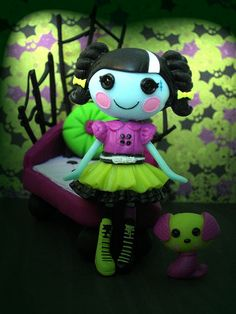 Lalaloopsy Scraps Stitched 'N' Sewn | Flickr - Photo Sharing!