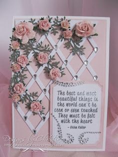 Flowers, Ribbons and Pearls: Rose garden ...