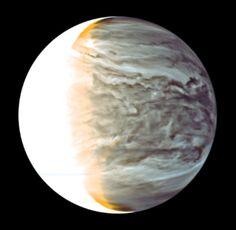 Tähdet ja avaruus: Japanilaisluotain aloitti havainto-ohjelman Venuksessa